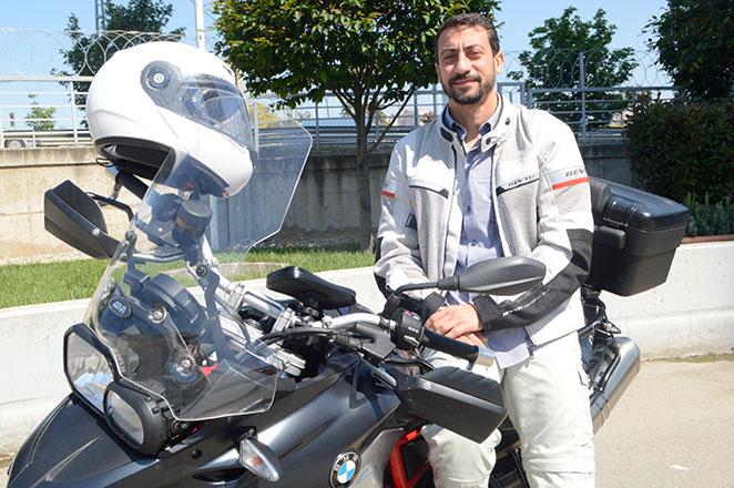 Yeni hobim motosiklet ile İstanbul'dan Bozcaada'ya