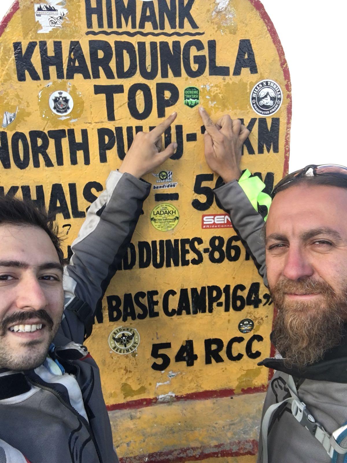 Deneme Tahtası Kaşmir'de