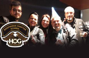 Harley-Davidson Bosphorus ile 2020'ye
