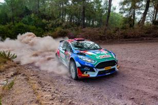 Castrol Ford Team Türkiye, WRC Türkiye Rallisi'ne damga vurdu