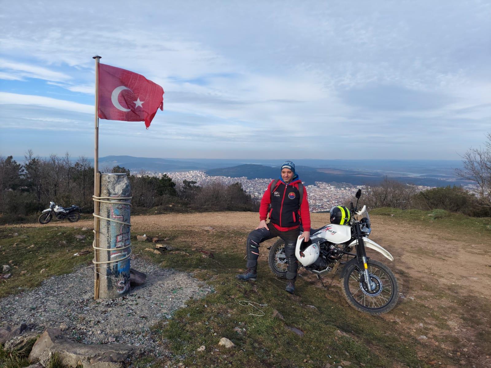 Motosikletle Dağa Çıkılır mı?